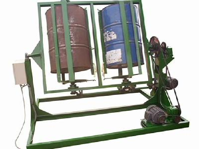Dây chuyền phục hồi thùng phuy 200 Lít tự động
