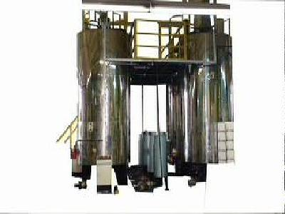Hệ thống bồn chứa , bồn khuấy và bồn gia nhiệt dầu gốc