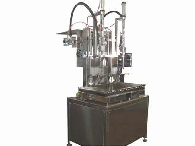 Hệ thống máy chiết tự động bằng phương pháp cân điện tử